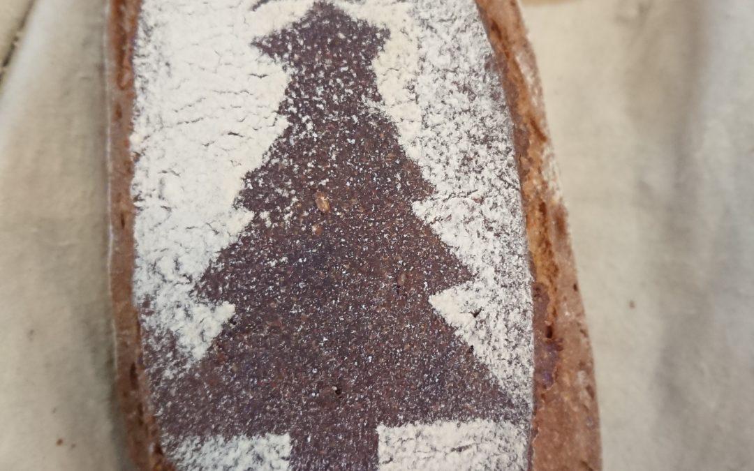 Le pain du mois de décembre