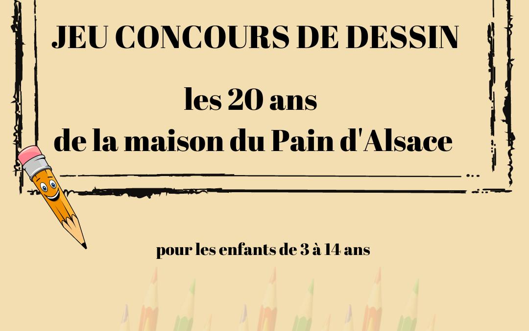 JEU CONCOURS DESSIN POUR LES ENFANTS